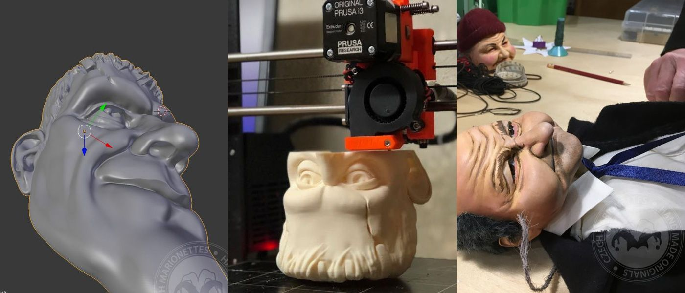 Services - 3D printing, modeling, creating