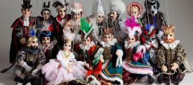 Home Decorative Marionettes