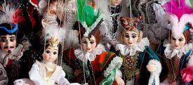 Marionettes at the Palace