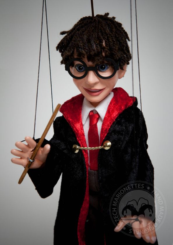 foto: Harry Potter Marionette