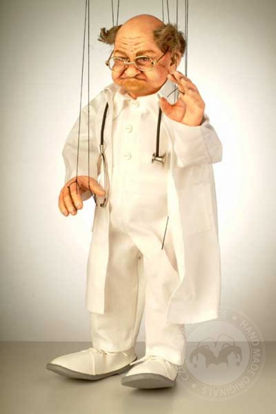 foto: Doctor Puppet