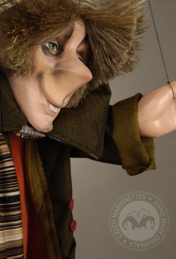 foto: Young Sparky Marionette