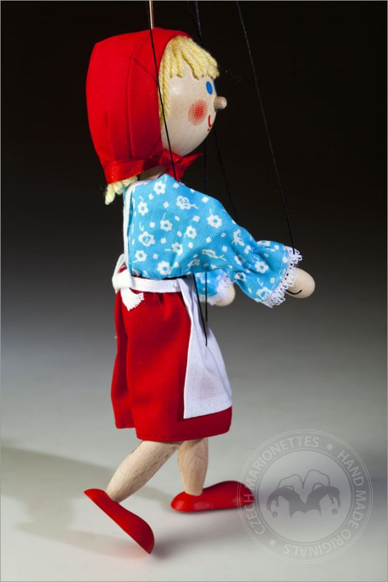 foto: Little Red Riding Hood Sue Marionette