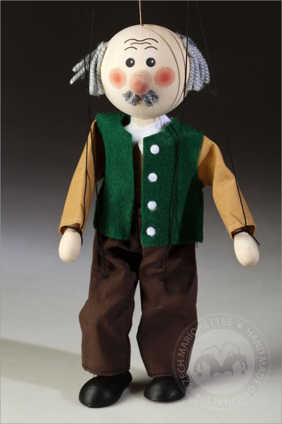 foto: Grandfather Marionette