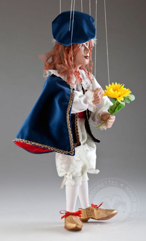 foto: Prince Damian Czech Marionette Puppet