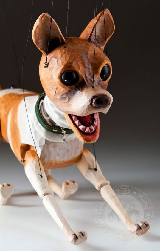 foto: Chihuahua Czech Marionette Puppet