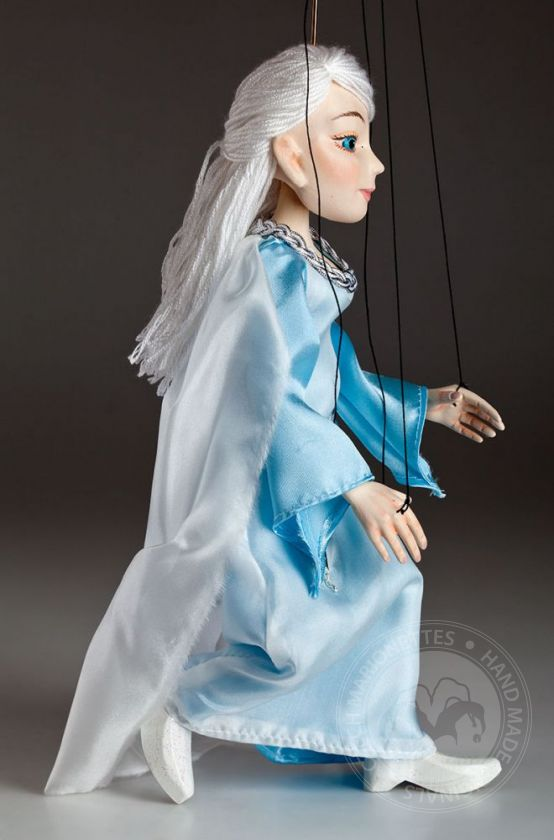 foto: Calven White-haired Elf – romantic marionette
