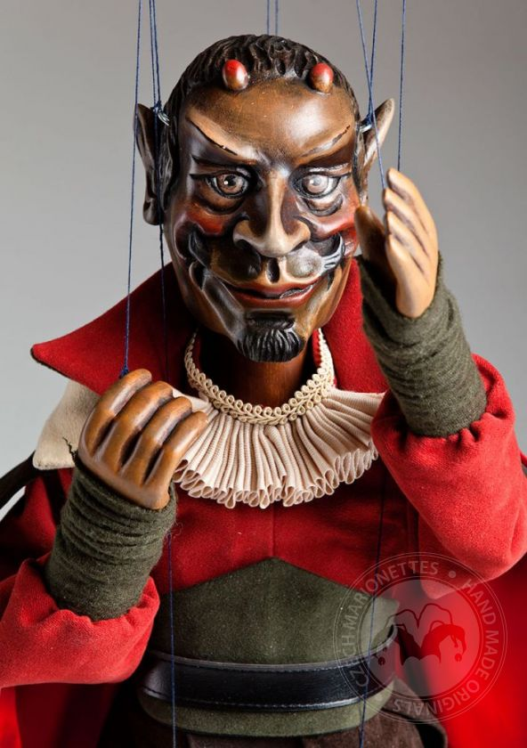 foto: Prague Lucifer Marionette