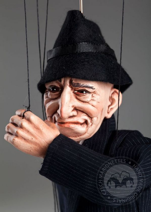 foto: The God Father - Mafia Czech Marionette