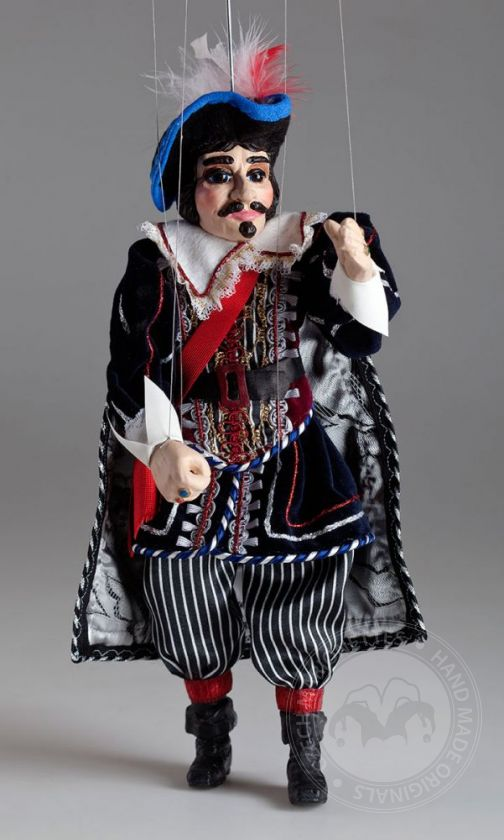 foto: Musketeer Atos Marionette