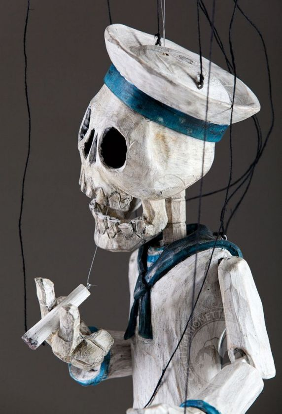 foto: Sailor Jack – Skeleton Marionette
