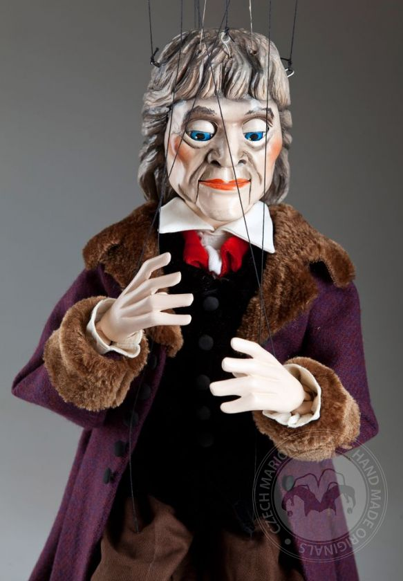 foto: Thomas Jefferson Marionette