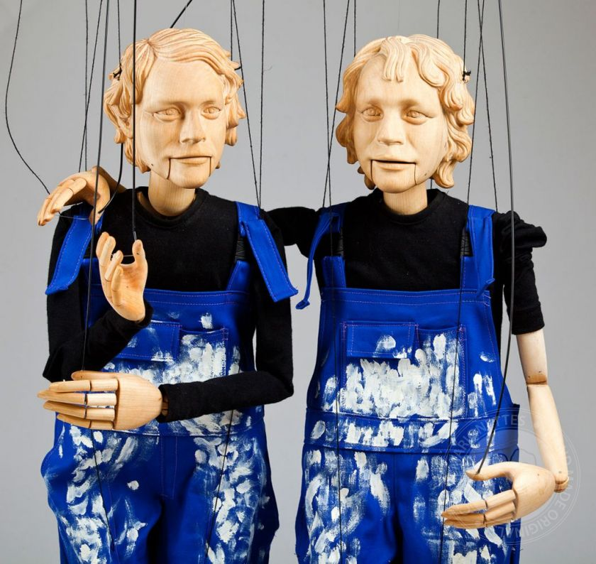 foto: Wooden Twins Marionettes