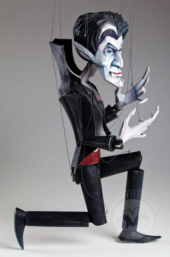 foto: Vampire Barnabas – Marionette for Collectors