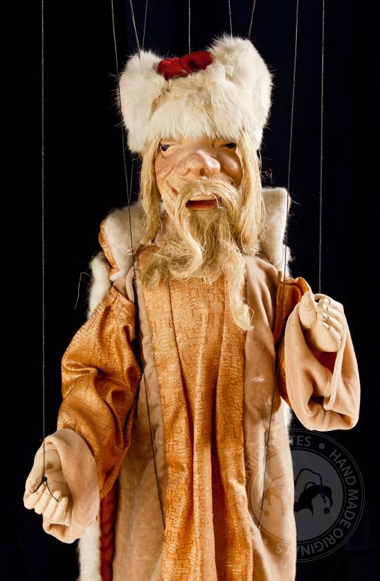 Magician - antique marionette