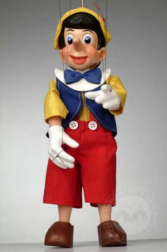 foto: Pinocchio Marionnette de Cartoon