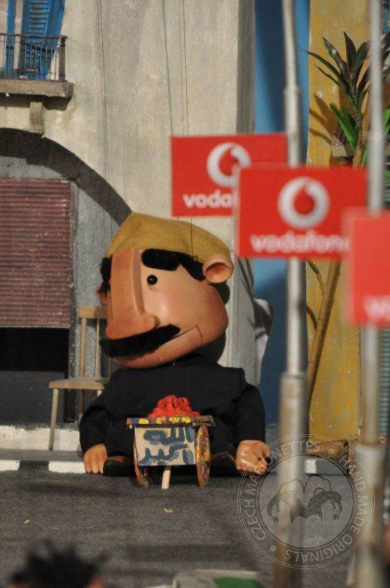foto: Vodafone commercial - Middle East