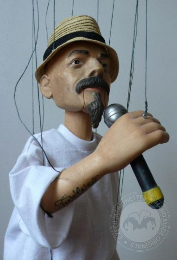 Lil Rob Marionette | Czech Marionettes
