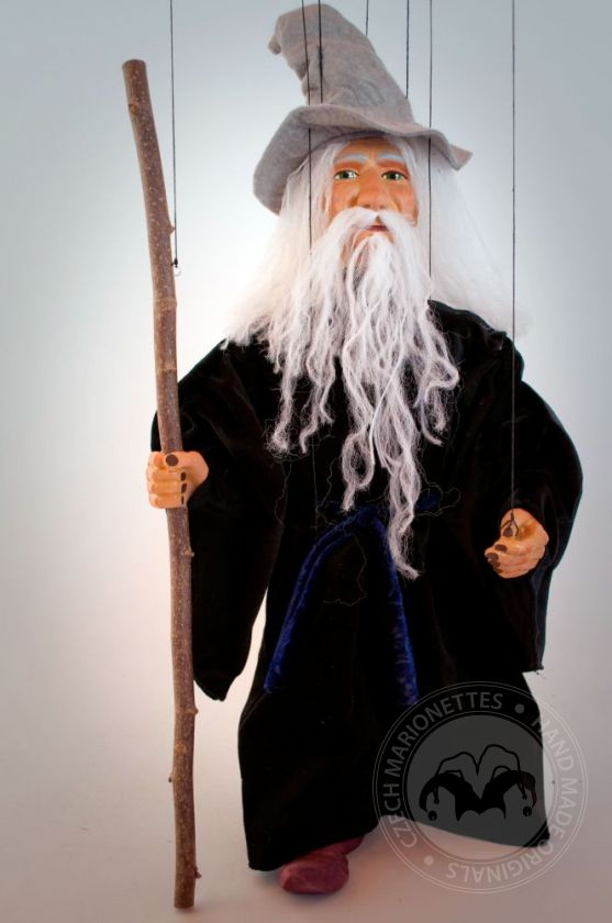 foto: Old wizard
