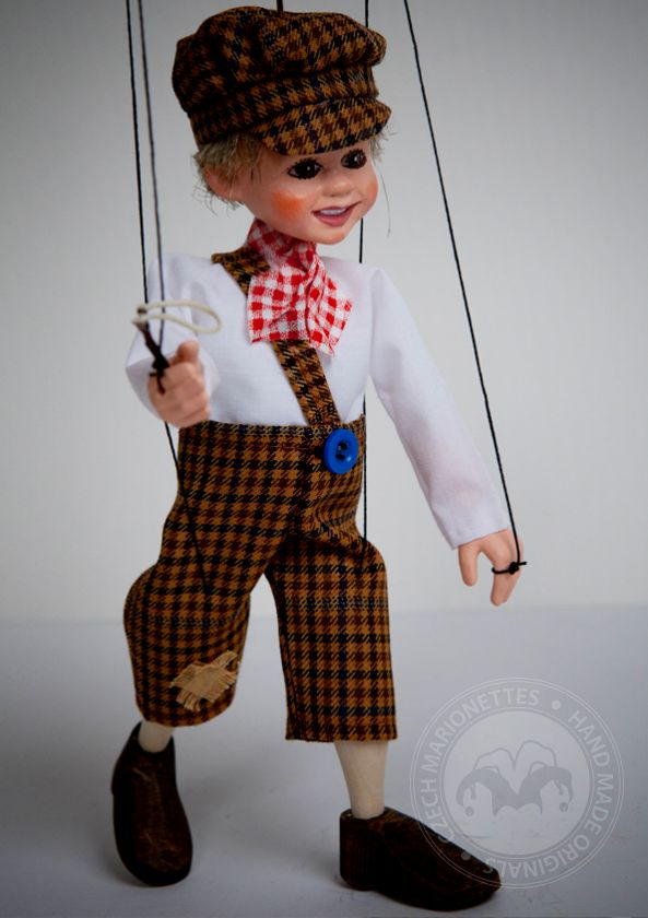 Little Boy Marionette