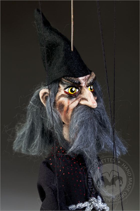 foto: Old Wizard Puppet