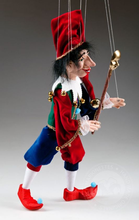 foto: Barney The Jester From Future Marionette