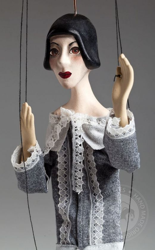 foto: Betty Czech Marionette