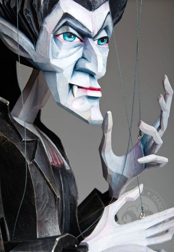 Vampire Barnabas – Marionette for Collectors