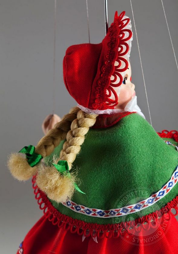 Little Red Riding Hood Marionette
