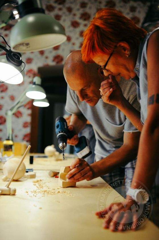 foto: Make and learn to use workshop