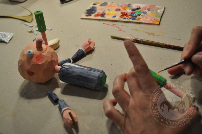 foto: Pepe Puppet DIY KIT