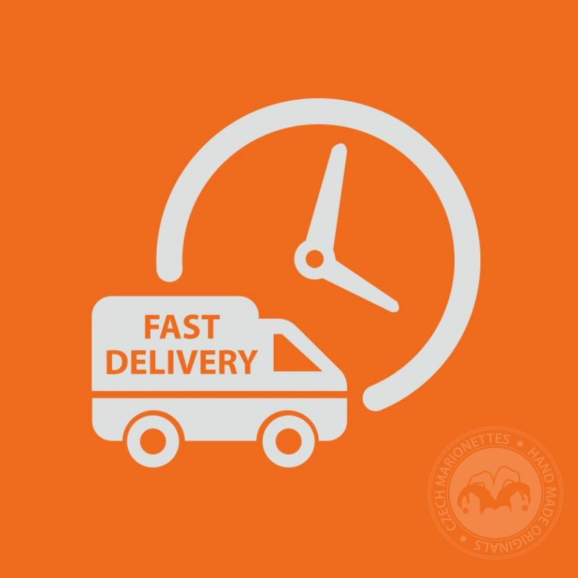foto: Fast shipping 4-7days
