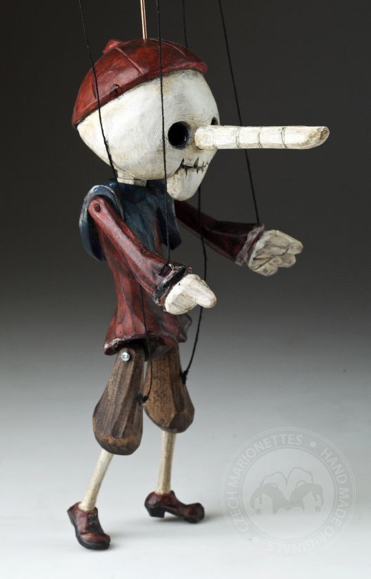 Superstar dead Pinocchio + Special Marionette Stand