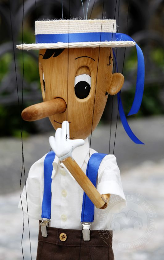 Pinocchio - proffesional marionette