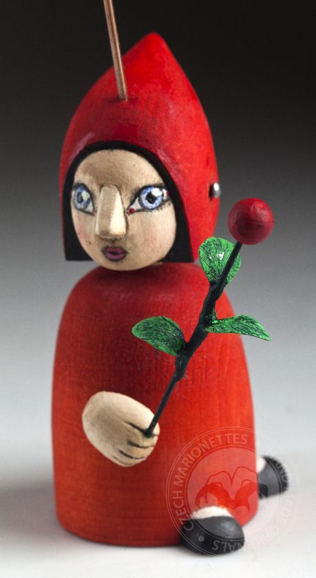 foto: Red Riding Hood Puppet