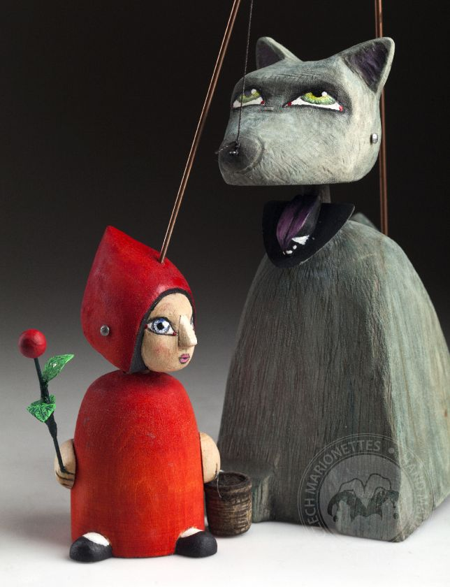 foto: Wolf and Red Riding Hood