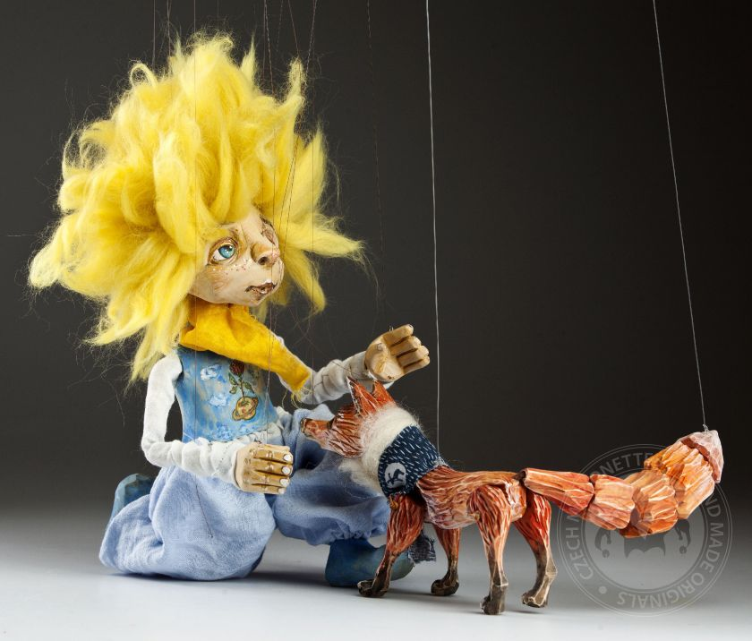 foto: Little Prince and Fox