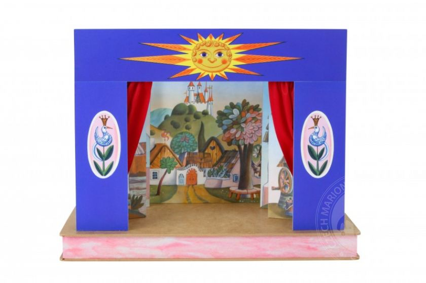 foto: Puppet theater