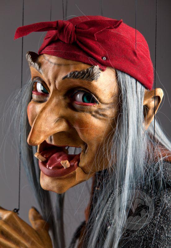 Die Hexe | Böhmische Marionetten