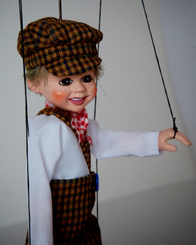 foto: Little Boy Marionette