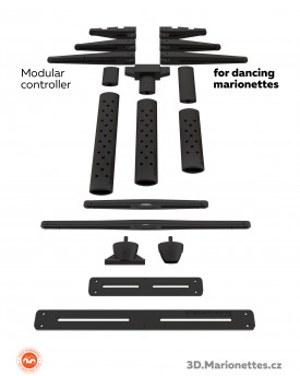 Modular Controller for Dancing Marionettes