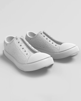 Shoes Converse low for 3D print