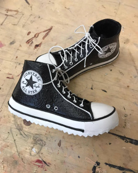 Shoes Converse High for 3D print