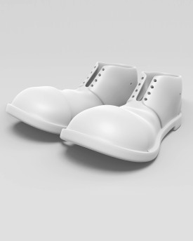 Shoes Farm for 3D print