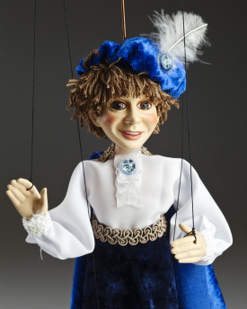 Prince Michael – awesome hand-made string puppet