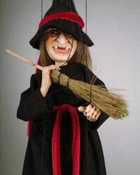 foto: American Witch Marionette