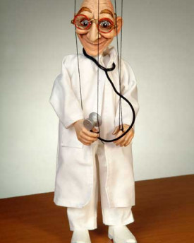 foto: Baby Doctor Marionette