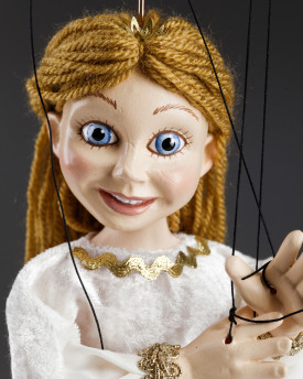 Princess Annie String Puppet