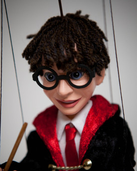 Marionette looklike Harry Potter