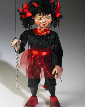 She is Devil Marionette